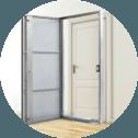 puertas anti okupas