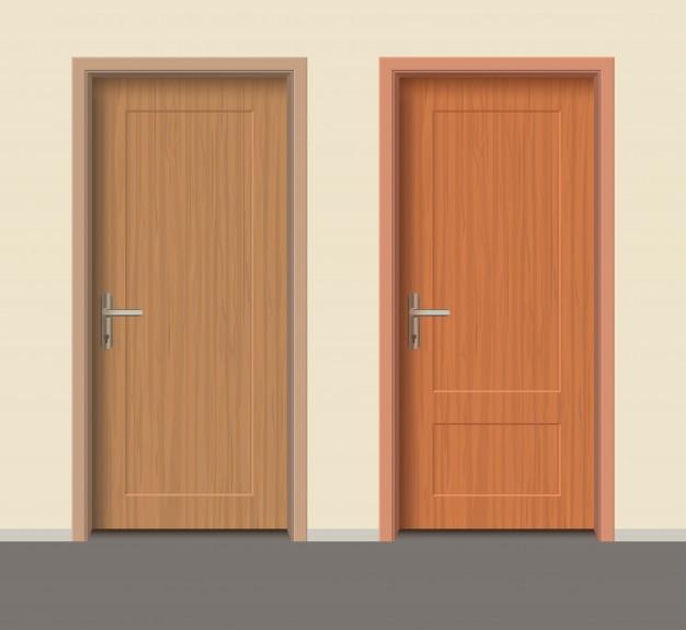 puerta madera 2020 - Puertas de Interior Barcelona