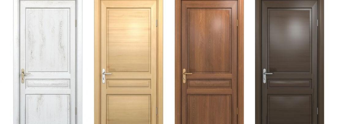 puertas de madera - Puertas de Interior Barcelona